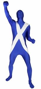 Schottland Morphsuit