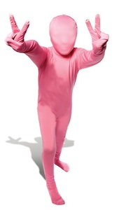 Rose Kindermorphsuit