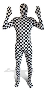 Schach Morphsuit